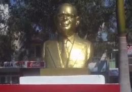 Rinden homenaje al profesor Jesús Ruiz Aguilar, maestro ejemplar
