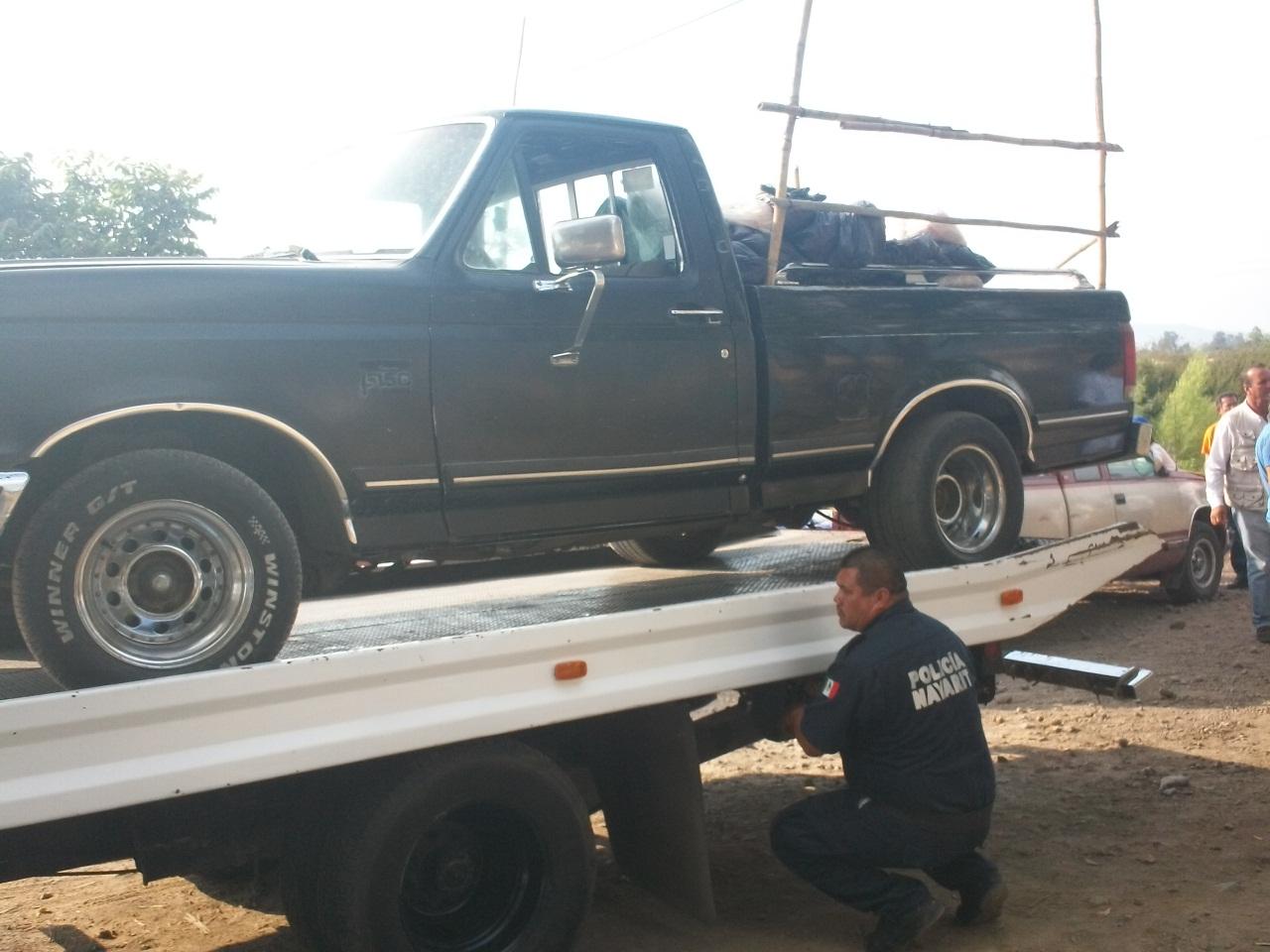 Por apatía la FEPADE no pudo dar fe de la localización de dos camiones con despensas