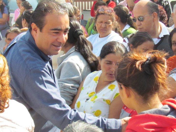 Vacaciona de tiempo completo en la entidad el delegado nacional del PAN, Moreno Chalchis