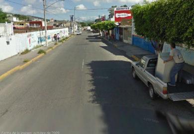 Recurso del programa de conurbación para la avenida Flores Magón