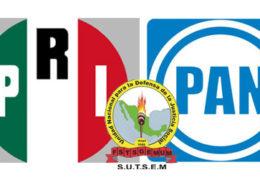 Burócratas presumen que habrá traición del PRI a la clase trabajadora