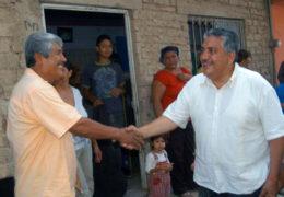 Agradecen a Guadalupe Acosta Naranjo gestión de 21 millones de pesos en obras para Tepic