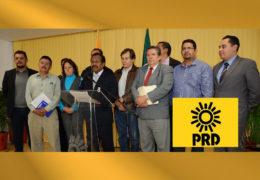 DISPUESTO EL PRD A UN ACUERDO NACIONAL ENTRE LOS PRINCIPALES PARTIDOS POLÍTICOS