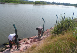 Gana la gente de Jarretaderas. Mayan Palace libera accesos al mar y al río