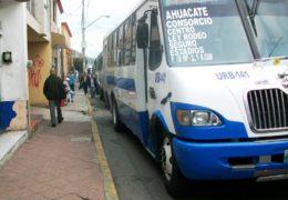 No subirán tarifas del transporte público