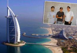 Estudiantes Nayaritas asistirán a Dubái.