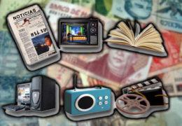 Deben dueños de medios de comunicación transparentar dinero público que reciben