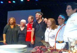 Nayarita lleva a México a la final en festival gastronómico de Toronto.