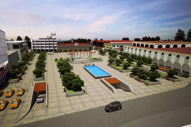 Propone el CEN estacionamiento subterráneo en la plaza principal de Tepic