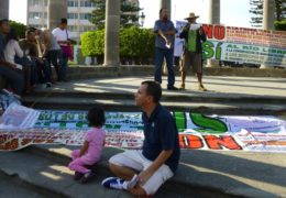 Afectados por presa Las Cruces esperan fecha para consulta y reunión popular