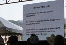 Suspendida evaluación de la MIA presa Las Cruces, podría ser desechada