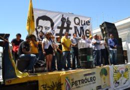 Marchamos para defender los recursos energéticos de nuestro país: PRD