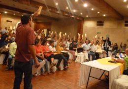 En alianza va PRD por 12 distritos y 6 municipios; el PAN por 6 y 13, Tepic se decide por sondeo
