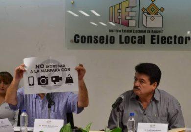 Boletas electorales con 15 medidas de seguridad y actas que agilizan el PREP