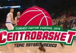 Todo listo para el Campeonato Centrobasket Varonil 2014