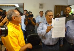 PAN-PRD presentan demanda: el PRI se promocionó con la reapertura de la Loma