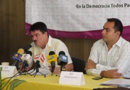 Los partidos políticos son los responsables, dice presidente del IEE