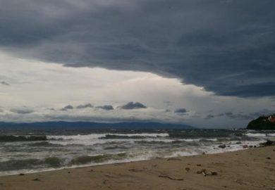 Volvió la tranquilidad a Nayarit, solo lluvias