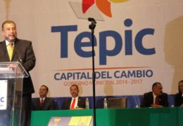 Estoy consciente del problema que vamos a enfrentar; Tepic nos necesita a todos: Polo