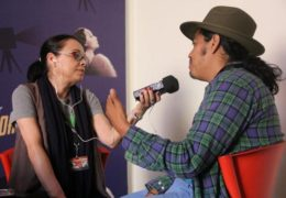 Historias de la Sierra Madre, activismo ante el despojo espiritual