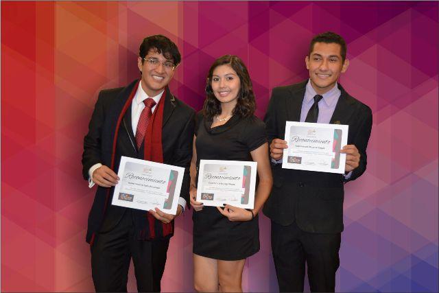 Ganadores del Sexto concurso de Debate IEE
