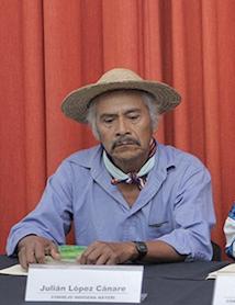 Denuncian secuestro de activista indígena