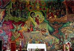 """Tepic alberga una de las 10 """"pinturas universales"""""""