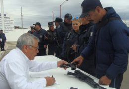 El 99% de policías de Tepic pasó el antidoping