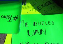 Demandan al rector de la UAN ante la PGR, por incumplimiento del pago de salarios y prestaciones