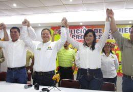 El PRD va unido y confiado en el triunfo electoral