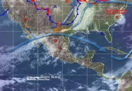 """Alerta en cinco municipios costeros por fenómeno de """"mar de fondo"""""""