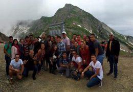 Nayaritas representan a México en festival ruso de Sochi