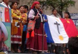 Criminalizan y encarcelan activistas contra hidroeléctrica Las Cruces