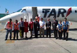 Abren nuevas rutas aéreas para Tepic