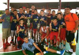 Nayaritas triunfan en torneo nacional de basquetbol