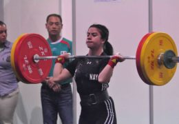 Caro Lugo busca un lugar en los Olímpicos