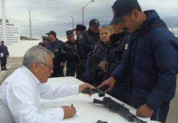 En breve reanudarán discusión acerca del Mando único policial