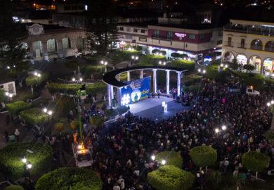Polo resuelve otro problema: Iluminarán todo Tepic con más de 20 mil lámparas LED