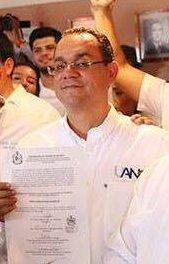 Con 88 votos de 118 posibles, Nacho Peña es electo rector de la UAN