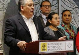 Que la PGR investigue todos los nexos de Veytia, incluidos Layín y Roberto Sandoval: GAN