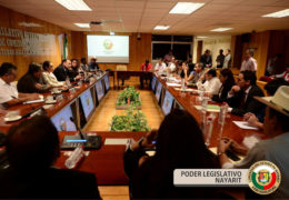 ESTABLECEN DIÁLOGO CON AUTORIDADES ELECTORALES PARA ELECCIÓN EXTRAORDINARIA