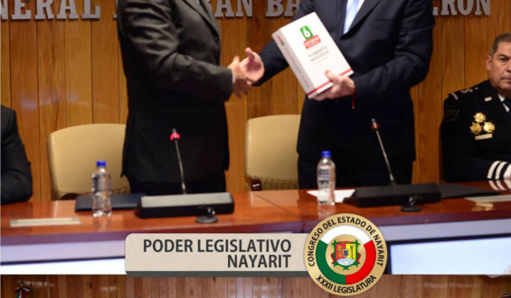 LA TRIGÉSIMA SEGUNDA LEGISLATURA RECIBE EL SEXTO INFORME DE GOBIERNO DEL TITULAR DEL PODER EJECUTIVO.