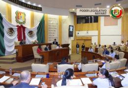 CONSTITUYEN LOS GRUPOS PARLAMENTARIOS DEL CONGRESO DE NAYARIT
