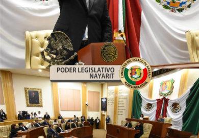 INSTALAN LA TRIGÉSIMA SEGUNDA LEGISLATURA AL HONORABLE CONGRESO DEL ESTADO DE NAYARIT
