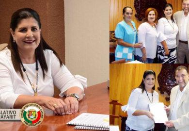 TOMA POSESIÓN LA PRESIDENTA DEL VOLUNTARIADO, SEÑORA YOLANDA GUTIÉRREZ DE DOMÍNGUEZ