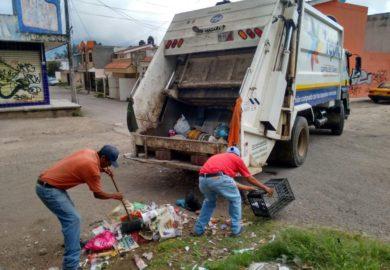 El 1 de Enero no habrá recolección de basura