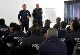 Policías Municipales a poco de obtener ascenso