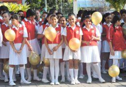Conmemora Salud Día de Lucha contra el Cáncer Infantil