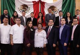 Realiza Congreso exitoso Concurso Estatal de Oratoria Juan Escutia 2018