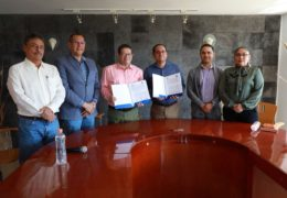 Ayuntamiento y UAN firman convenio de colaboración interinstitucional